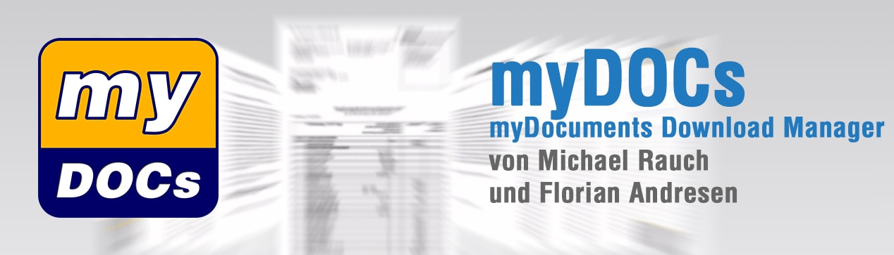 myDOCs – Lufthansa myDocuments Download Manager